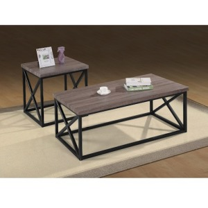 Orion by Jofran Occassional Tables - 3 Pack