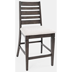 Lincoln Square Ladderback Stool