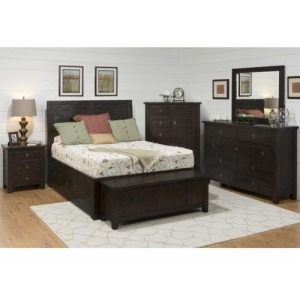 Kona Grove Queen Bedroom Group