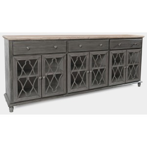 Aurora Hills 6-Door Accent Chest