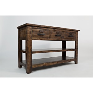 Cannon Valley Cannon Valley Sofa Media Table