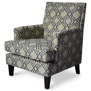 Aubrey Accent Chair - Midnight