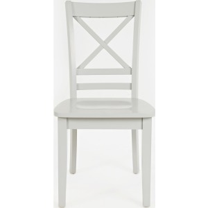 """X"" Back Dining Room & Kitchen Side Chair"