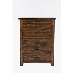 Sonoma Creek Five Drawer Chest