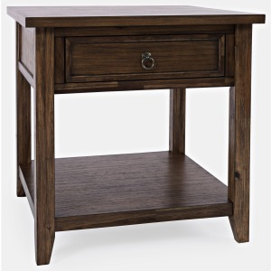 Bakersfield End Table w/ Drawer