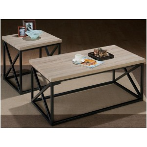 Orion Ash Occasional 3 Pack Table Set