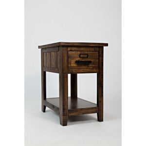 Cannon Valley Cannon Valley One Drawer Chairside Table