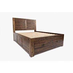 Sonoma Creek Queen Size Storage Bed