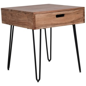Rollins End Table w/Drawer