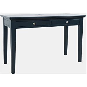 Craftsman Power Desk - Navy Blue