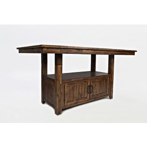 Cannon Valley HighLow Table w/Storage Base