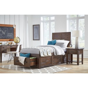 Jackson Lodge 2 PC Twin Bedroom Set