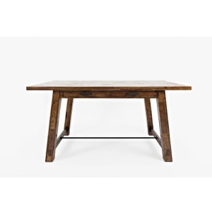 Cannon Valley Counter Top Trestle Table