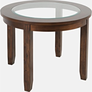 """Urban Icon 42"""" Round Dining Table"""