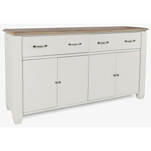 Dana Point Transitional 2-Drawer and 4 Door Buffet