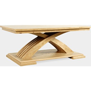 Anthology Castered Coffee Table - Warm Ash