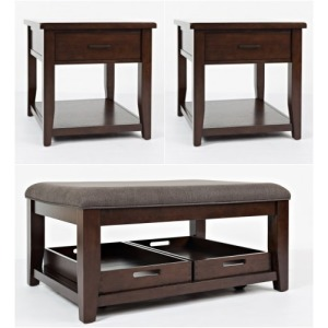Twin Cities 3 PC Occasional Table Set