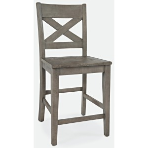 Outer Banks X-Back Stool