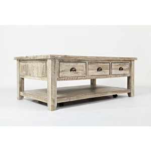 Artisan's Craft Cocktail Table