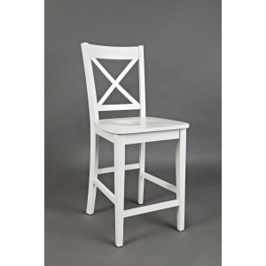 Simplicity X-Back Stool - Counter Height