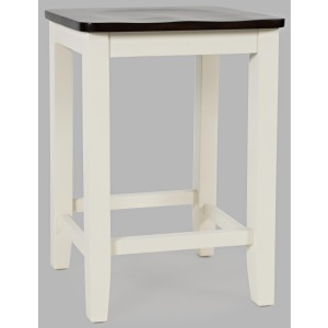Asbury Park Backless Saddle Stool
