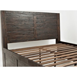 Jackson Lodge King Headboard