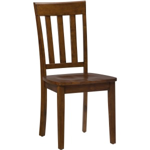 Simplicity Slat Back Side Chair for Table Sets