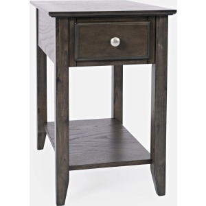 Carlton Chair Side Table w/ Drawer