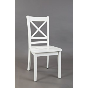 """Simplicity """"X"""" Back Chair"""