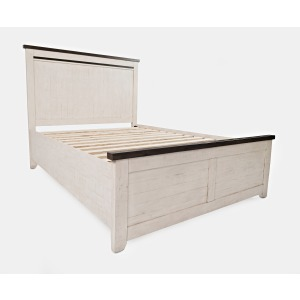 Madison County King Panel Bed