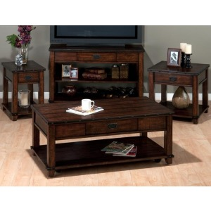 Cassidy Brown Occasional Table Group