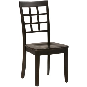 Simplicity Grid Back Side Chair