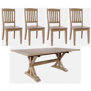 Carlyle Crossing 5 PC Dining Set