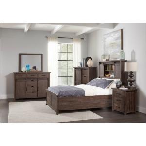 Madison County 4 PC King Bedroom Set
