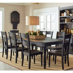 Madison County 9 PC Dining Set