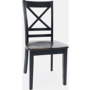 Asbury Park X-Back Chair