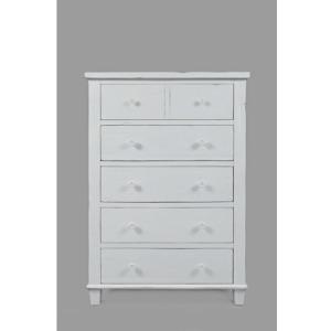 Chesapeake Chest of Drawers Soft White