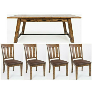 Cannon Valley 4 PC Dining Set