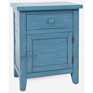 American Folklore Accent Table