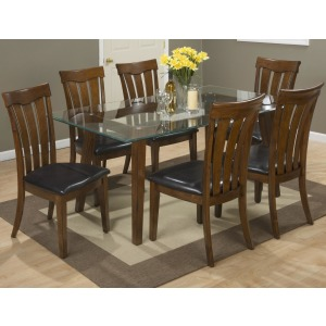 Plantation 72 Rectangle Dining Height Table and Chair Set
