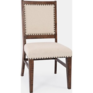 Fairview Dining Side Chair - Oak