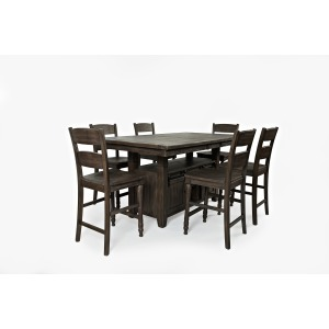 Madison County 7 PC Counter Dining Set