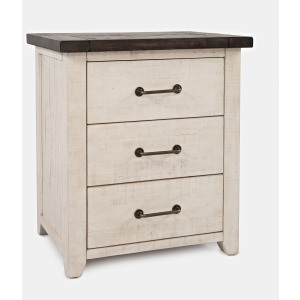 Madison County Power Nightstand