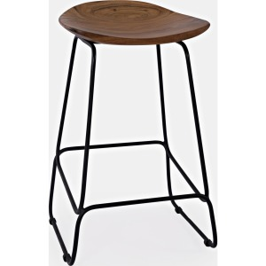 Nature's Edge Backless Stool