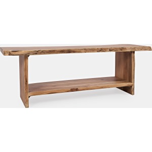 Global Archive Live Edge Storage Bench