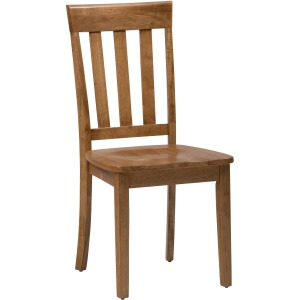 Simplicity Slat Back Side Chair
