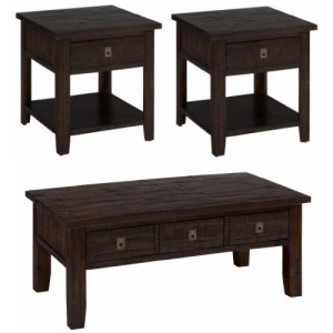 Kona Grove 3 PC Occasional Table Set