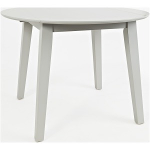 Simplicity Round Drop Leaf Table