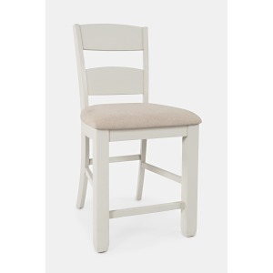 Dana Point Ladderback Stool