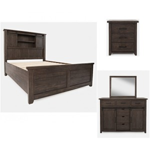 Madison County Queen Bedroom Set